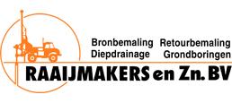 bronbemaling retourbemaling diepdrainage grondboringen raaijmakers en zn bv